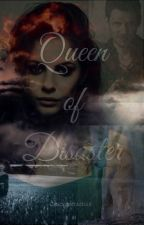 Queen of Disaster *Klaus Mikaelson by crackpotoldfool