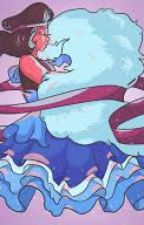 Ruby and Sapphire- Fire and Ice (A Steven Universe Fan Fiction) Human AU by dragonotaku