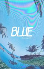 Blue. || Halsey. by _horrorghoul