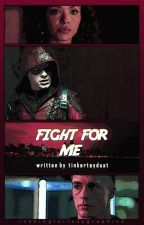 Fight For Me ▸ Roy Harper by tinkertaydust