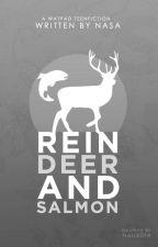 Reindeer and Salmon by gemeinsch