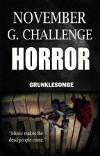 November Horror G. Challenge by gkbfindo