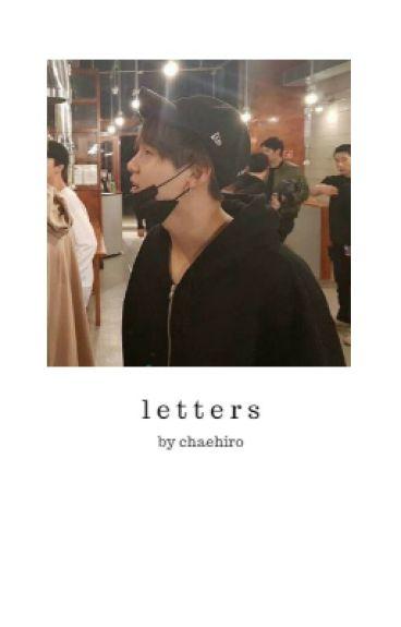 letters | yoongi