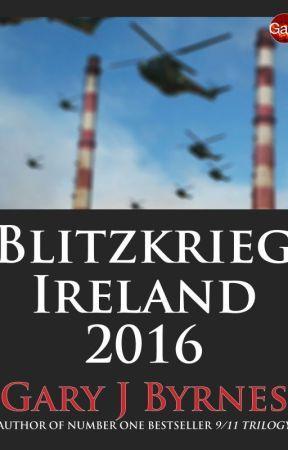 BLITZKRIEG IRELAND 2016 by garyjbyrnes