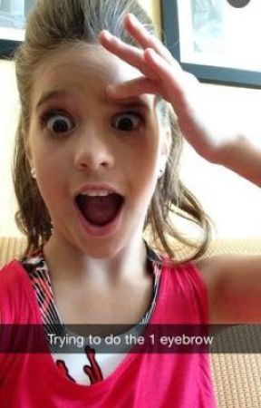 Let's talk about me Mackenzie Ziegler! - Hi info about me