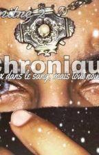 CHAPITRE 2 : CHRONIQUE JUMEAUX DANS LE SANG , MAIS TOUS NOUS OPPOSE by hindelarabee