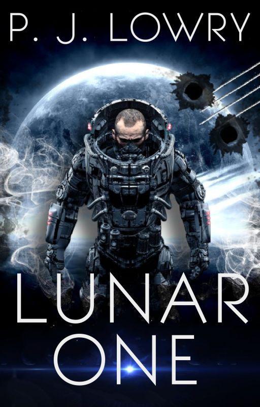 Lunar One by PJLowry