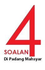 4 Soalan Di Padang Mahsyar. by SyazAz