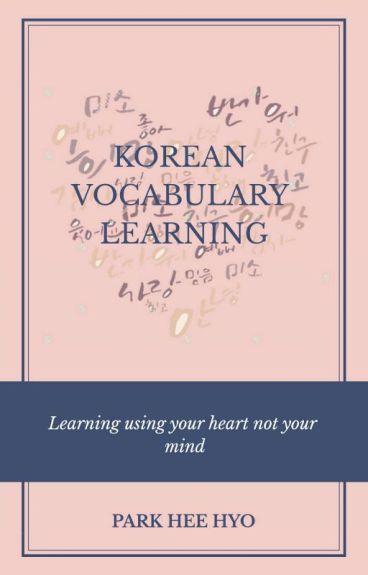 KOREAN VOCABULARY LEARNING