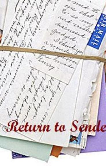 Return to Sender - A compilation of Letters by the_hooded_girl