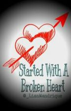 Words of Broken Hearts by fabbywriter_