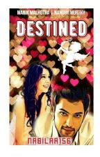 MANAN FF Destined by nabilaa156