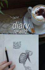 diary. || rewilz. by marionettenspiel
