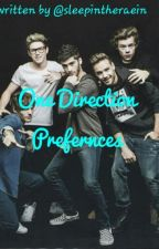 One Direction Preferences by sleepintheraein