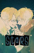 Stars. [AU/ UsUk] by pizzaislove_G