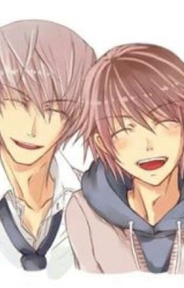 Junjou Romantica FanFic: Don't leave me.