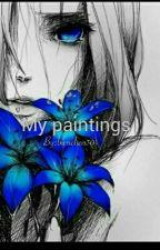 My paintings by _rxvxrgxrl_304