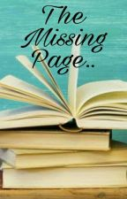 The missing page.. by Surabhi3797