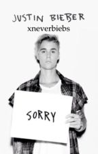 Sorry | os → j.b by xneverbiebs