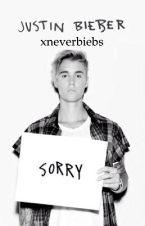 Sorry | os → j.b by xneverbiebs