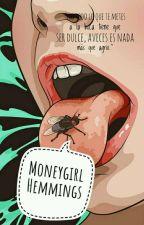 MONEY GIRL   Luke Hemmings by xrejectxforeverx