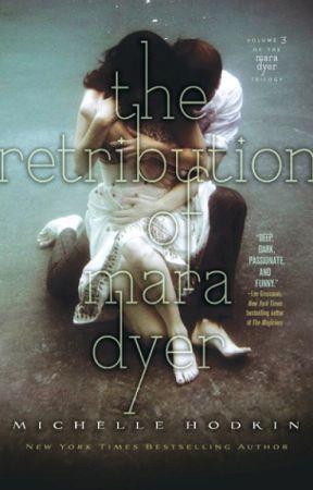 The Retribution of Mara Dyer (Mara Dyer #3) by michellehodkin