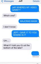 Creepypasta Chat Room by Majoras_Boy666