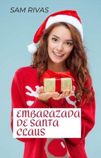 Estoy embarazada de Santa Claus ©
