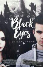 Black eyes ~Staxx y tú~ by emilia_maxon