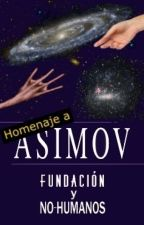 Fundación y No-Humanos by Cardescu