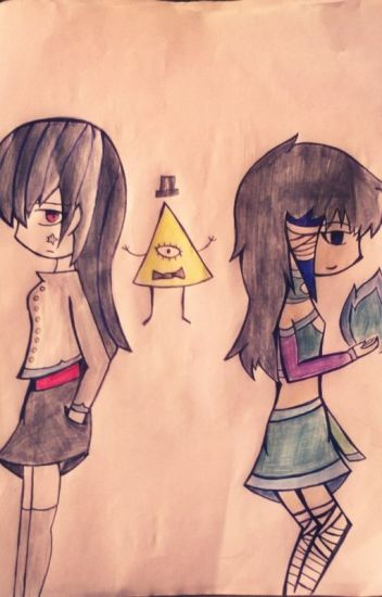 50 sombras del Dorito Illuminaughty (Bill Cipher y tú)