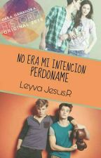 No Era Mi Intencion... Perdoname (Gay / Hetero)  by ResendizCruz