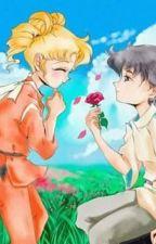 La verdadera historia de amor de la princesa Serena y el principe Endimion by LizVenegas7