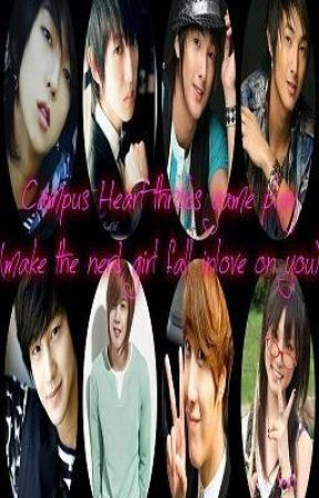 Campus Heart throbs game play (make the nerd girl fall inlove on you) [ONGOING] by miss_cutie0311
