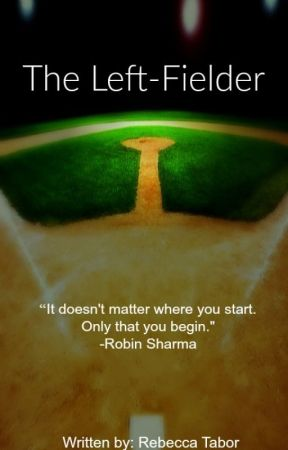 The Left-Fielder by RebeccaTabor