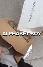 ALPHABET BOY||c.t.h. by snowwater