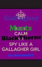 Gallagher meets Blackthorne by xxRIDERxx