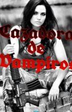 Cazadora de vampiros by JenniiMaidana