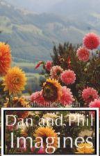 Dan and Phil Imagines by Niallismine_Bitch