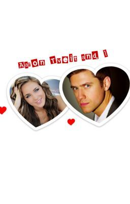Aaron Tveit and I ! ❤