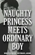 Naughty princess meets Ordinary Boy by zethlie_lane