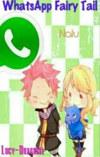 whatsapp fairy tail (nalu) by Lucy-dragneel27