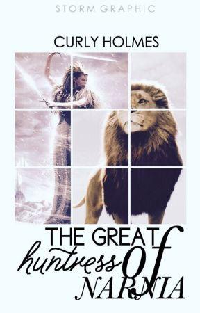 The Great Huntress of Narnia by TargaryenMartell
