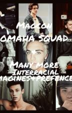 Magcon&Omaha Interracial Imagines by Ya_Nasties