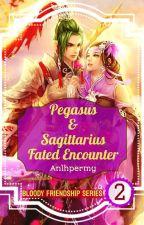 BLOODY FRIENDSHIP (BOOK 2):  SUMPAHAN KETURUNAN BINTANG SAGITTARIUS [Stop] by anlhpermy