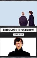 Sherlock X reader - Chatroom by Staggraham