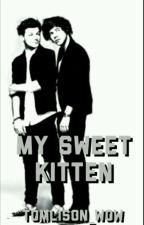 My sweet kitten||Larry Stylinson by Tomlinson_wow