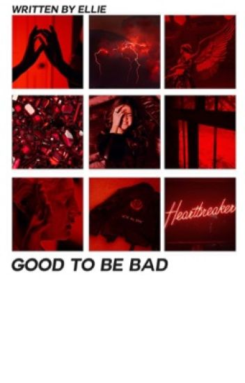 Good to be bad ~ Benny Weir