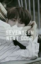 seventeen next door  by danikream
