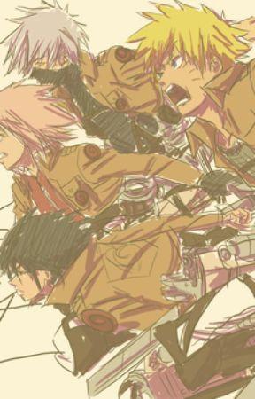 Attack on Titan(Naruto fanfiction) - A Armored Titan - Wattpad